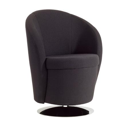Lounge sessel drehbar  Xis Usual drehbarer Loungesessel - SMV